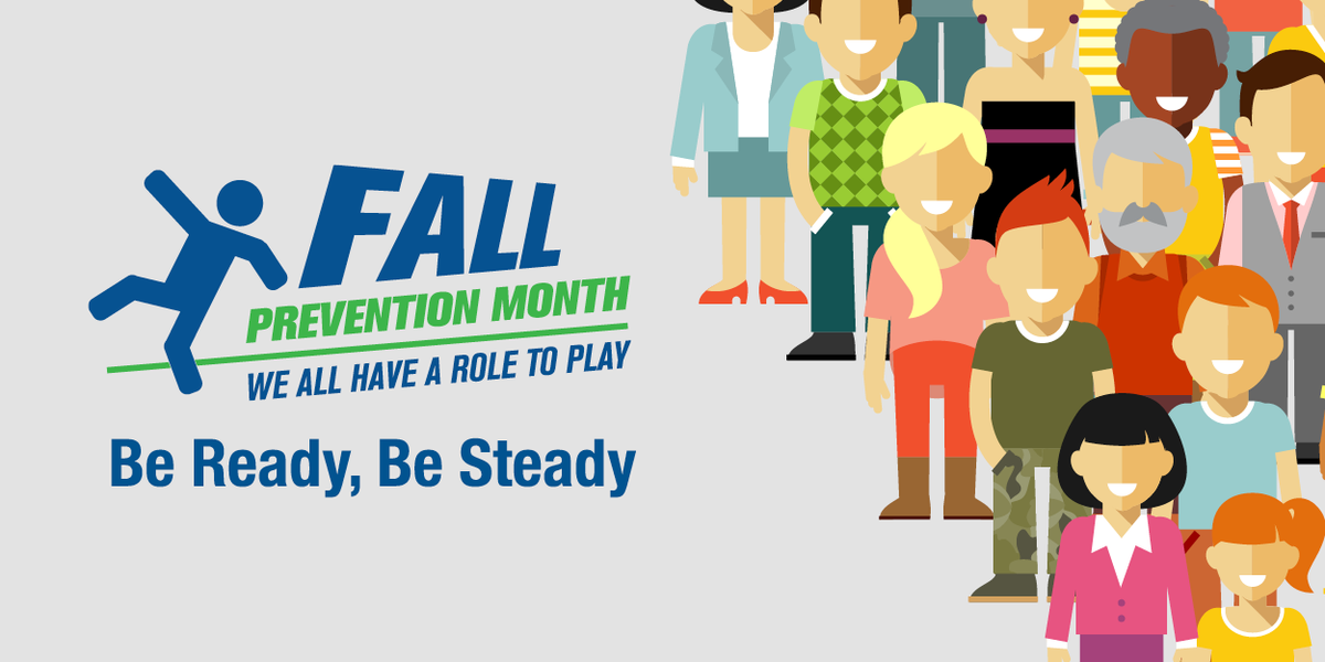 Seniors Connecting: Fall Prevention