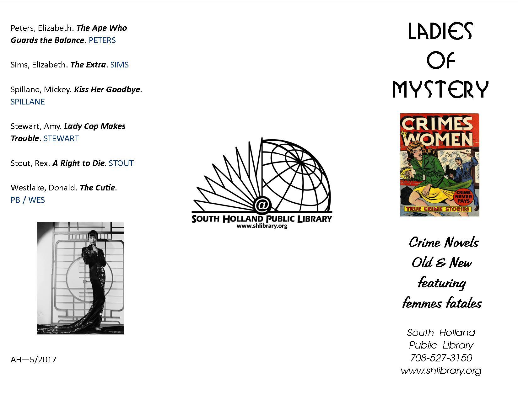 Ladies of mystery 1