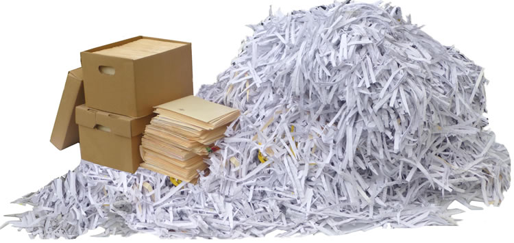 Shredding Event Co-Sponsored with The Village of South Holland