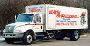 Beaver Shredding