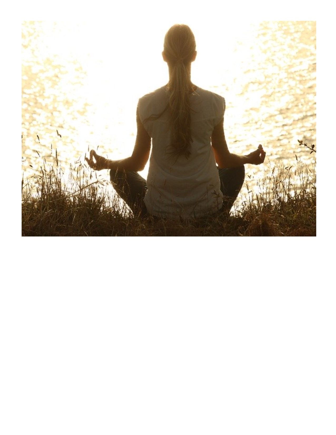 Calming Breath and Meditation